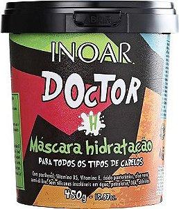 MASCARA DOCTOR HIDRATAÇÃO 450G INOAR
