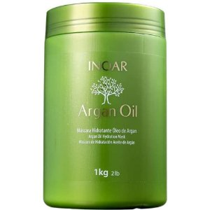 MASCARA ARGAN OIL INOAR