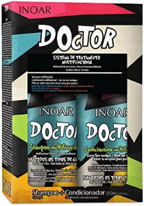 KIT DUO DOCTOR 250ML INOAR