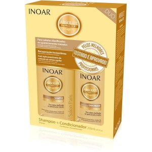 KIT DUO DAYMOIST INOAR SH + COND 250ML