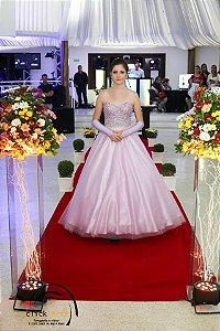 Vestido Debutante Locação K301