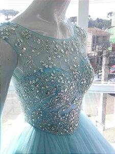 Vestido Debutante Locação K302