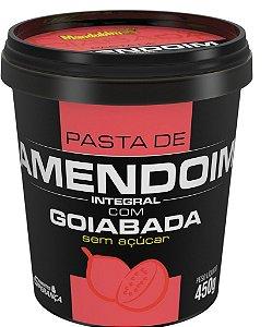 Pasta de Amendoim Integral com Goiabada 450g