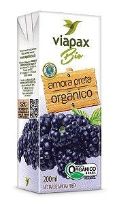 Nectar de Amora Preta Organico 200ml Viapaxbio