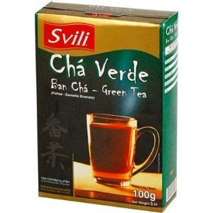 Cha Verde - Ban Cha 100g Svili