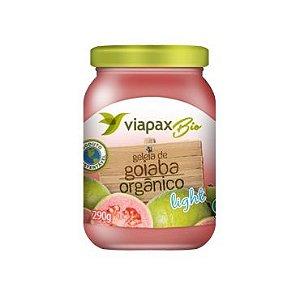 Geleia de Goiaba Organica Light 290g Viapaxbio