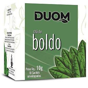 Cha de Boldo 10 saches Duom