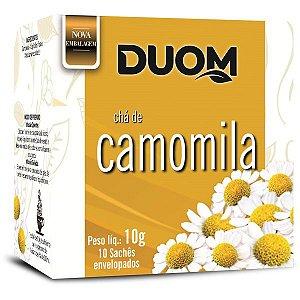Cha de Camomila 10 saches Duom