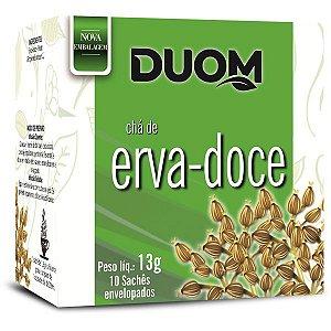 Cha de Erva Doce 10 saches Duom