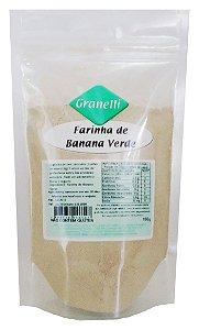 Farinha de Banana 150g Granelli