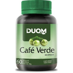Cafe Verde 500mg 60caps Duom