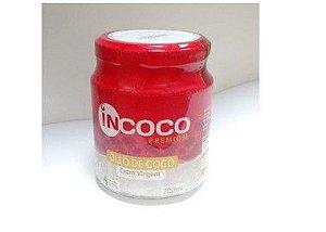Oleo de Coco Extra Virgem 200ml Incoco