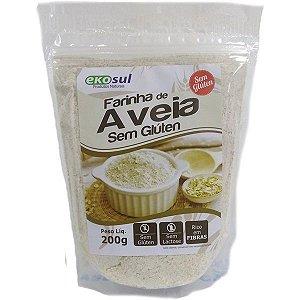Farinha de Aveia Sem Gluten 200g