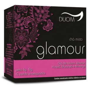 Cha Misto Glamour 10 saches Duom