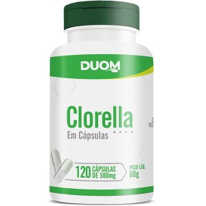 Clorella 120 caps Duom