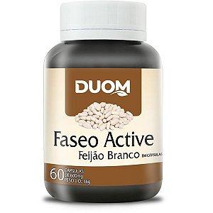 Feijao Branco - Faseo Active - 60 caps Duom