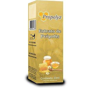 Extrato de Propolis Silvestre 30ml Propolyz
