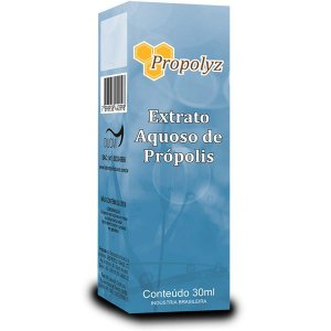Extrato de Propolis Aquoso 30ml Propolyz