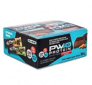Barra de Proteina sabor Amendoim com Chocolate - 12 unidades de 32g