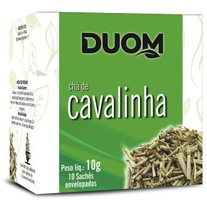 Cha de Cavalinha 10 saches Duom