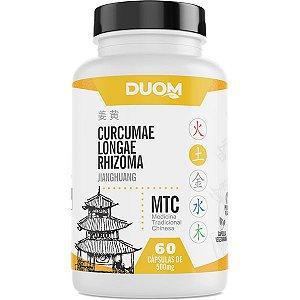 Curcuma Longa Rhizoma MTC 60caps Duom