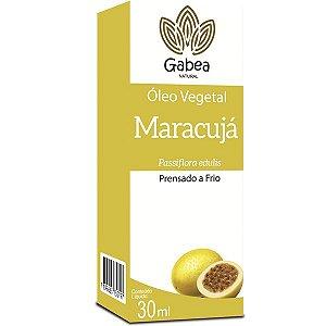 Oleo de Maracuja 30ml Gabea