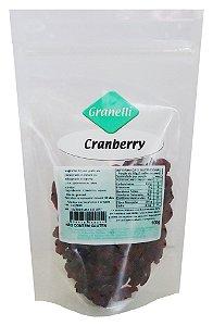 Cranberry Desidratada 100g Granelli