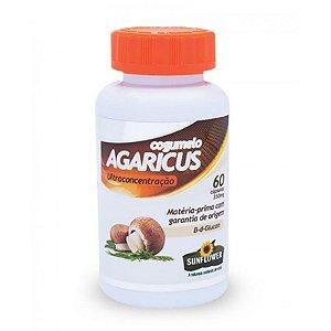 Cogumelo Agaricus 60 cápsula de 350mg
