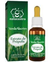 Extrato de Propolis Verde Alecrim 30ml Natucentro