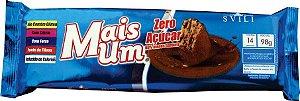 Chocolate Mais Um - Waffer Recheado Zero Acucar 98g Svili