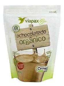 Achocolatado Organico- Cacau com Mascavo 400g Viapaxbio