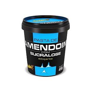 Pasta de Amendoim com Sucralose 450g