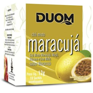 Cha de Maracuja 10 saches Duom