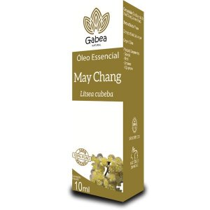 Óleo Essencial de May Chang - Litsea Cubeba 10ml Gabea