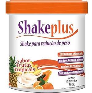 Shakeplus Sabor Frutas Tropicais 300g