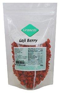 Goji Berry Desidratada 100g Granelli