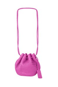 Bolsa Tresse Saquinho Pink