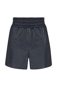 Shorts Elástico Cós Azul Marinho