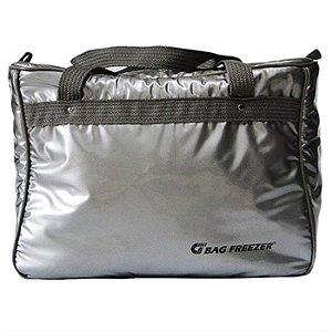Bolsa Térmica 26Lts CT Bag Freezer Cooler Cinza - Cotérmico