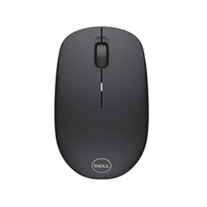 Mouse Óptico Sem Fio Wireless WM126 Preto - Dell