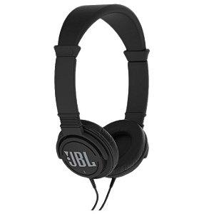 Fone de Ouvido JBL C300 SI Over The Ear Preto