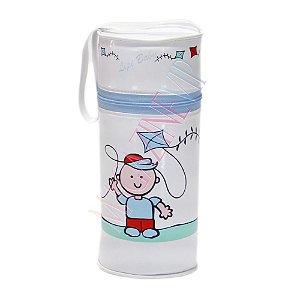 Porta Mamadeira Protetor Térmico Isopor Até 360 ml Pipa