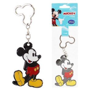 Chaveiro Disney Mickey Mouse Corpo Inteiro Em Metal