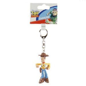 Chaveiro Disney Pixar Toy Story 3 Woody Em Plástico
