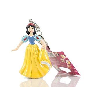 Chaveiro Disney Princesa Branca De Neve Em Plástico