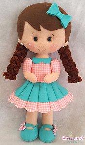 Apostila Digital Boneca Lili