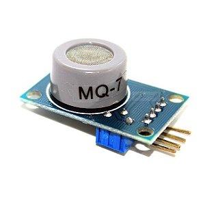 Sensor de Gás / Monóxido De Carbono - MQ7
