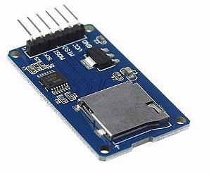 Módulo Cartão Micro SD - Leitor/Gravador