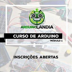 Curso Arduino - MÓDULO 1