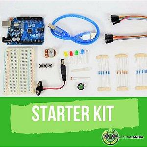 Starter Kit Arduino V.2